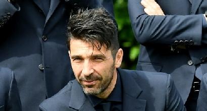 """Italia, Buffon: """"Sono più carico perché siamo sfavoriti"""""""