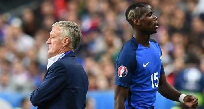 Euro 2016: Francia, caso Pogba