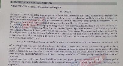 Via alla maturità per 500mila studenti: Umberto Eco e le donne al voto tra le tracce della prima prova