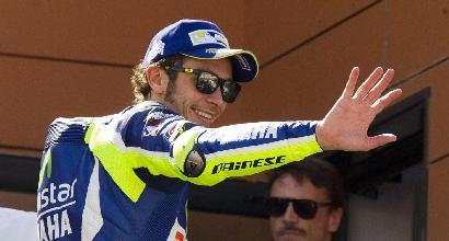 """Valentino Rossi: """"Sul podio nelle ultime tre gare"""""""