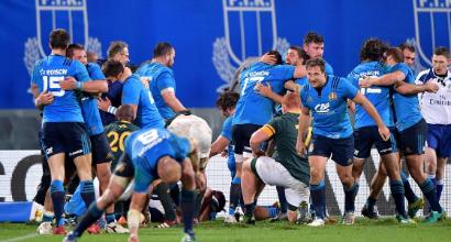 """Rugby, O'Shea si gode il trionfo: """"Grande prova dei ragazzi, ma tanta strada da fare"""""""