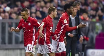 Coppa Germania: Bayern ai quarti