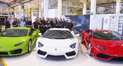 """""""Niente F1 per la Lamborghini"""""""