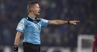 Arbitri, Inter-Milan a Orsato