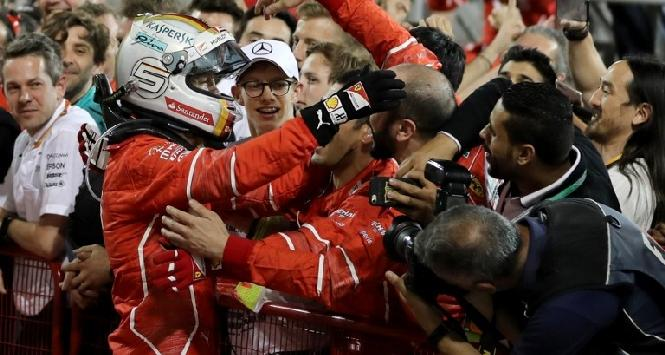 "F1, Vettel: ""Buona Pasqua!"""