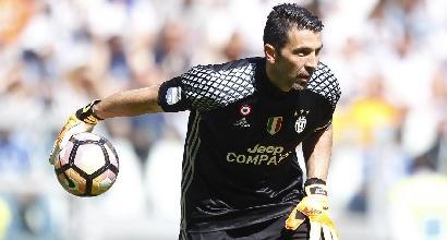 Buffon: Totti mi ha fatto tanti gol, alcuni sono capolavori