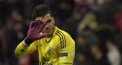 Manchester City, pronti 38 milioni per Ederson: addio Donnarumma?
