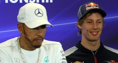 """F1: Hamilton e il match point mondiale """"Penso solo a vincere ad Austin"""""""