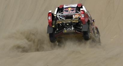 Dakar, terza tappa: vince Al Attiyah, Peterhansel resta leader