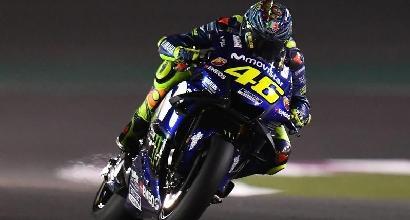 """MotoGP al via, Rossi è carico: """"In tanti competitivi, ma siamo pronti"""""""