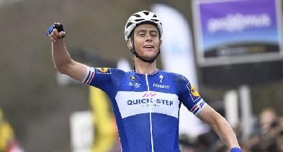 Ciclismo: Terpstra vince il Giro delle Fiandre