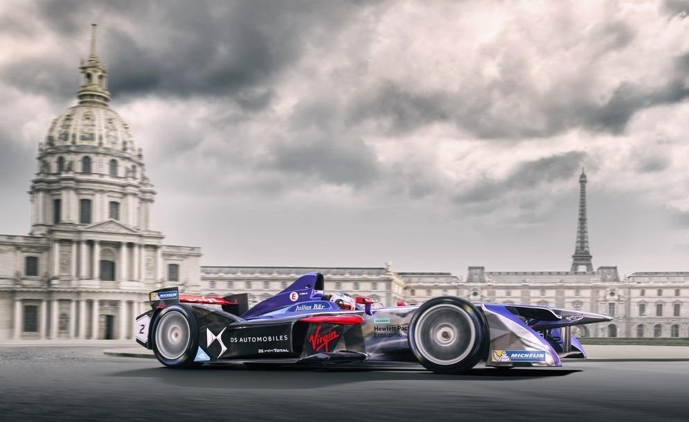 Formula E, ottavo round: è il turno di Parigi