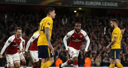 Europa League: Arsenal a caccia dell'impresa in casa dell'Atletico Madrid