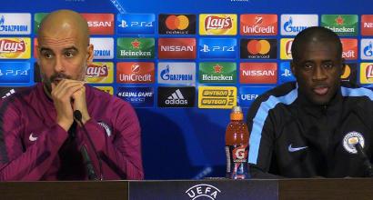Touré accusa Guardiola di razzismo