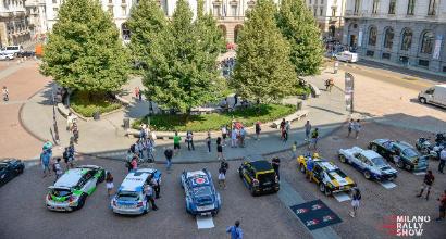 Smart EQ fortwo e-cup tra le protagoniste del Milano Rally Show di luglio