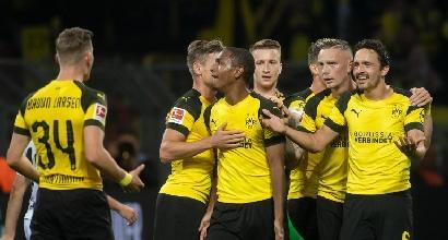 Bundesliga: tris del Borussia Dortmund, Eintracht ko