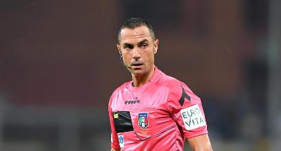 Serie A, gli arbitri della 33^: Inter-Roma a Guida, Pasqua per Juve-Fiorentina
