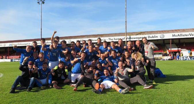 Europeo Under 17: Italia in semifinale e qualificata al Mondiale in Brasile