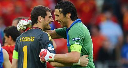 Buffon, spunta l'idea Porto: prenderebbe il posto di Casillas