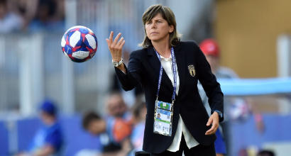 """Italia, Bertolini: """"I quarti sono un risultato incredibile"""""""