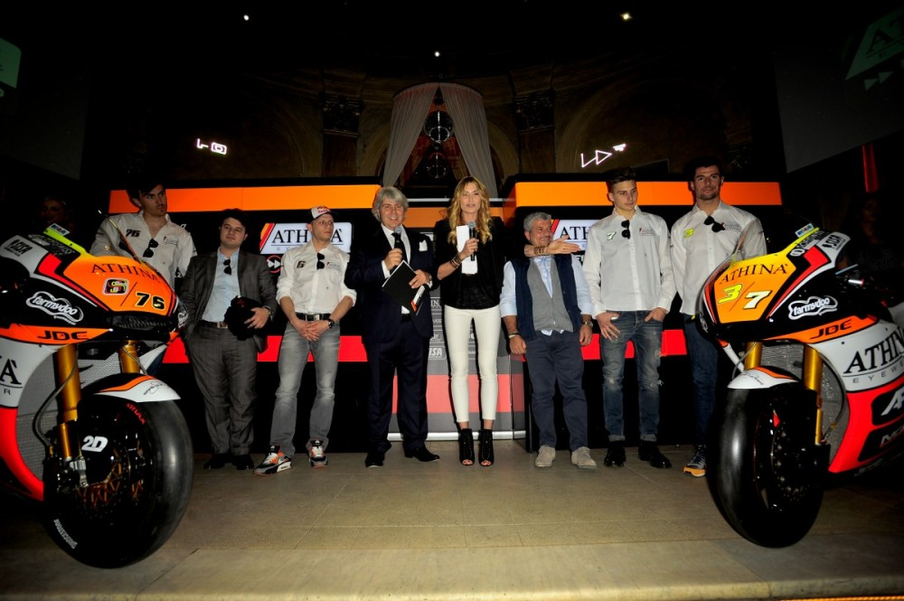 MotoGP, ecco il team Forward Racing