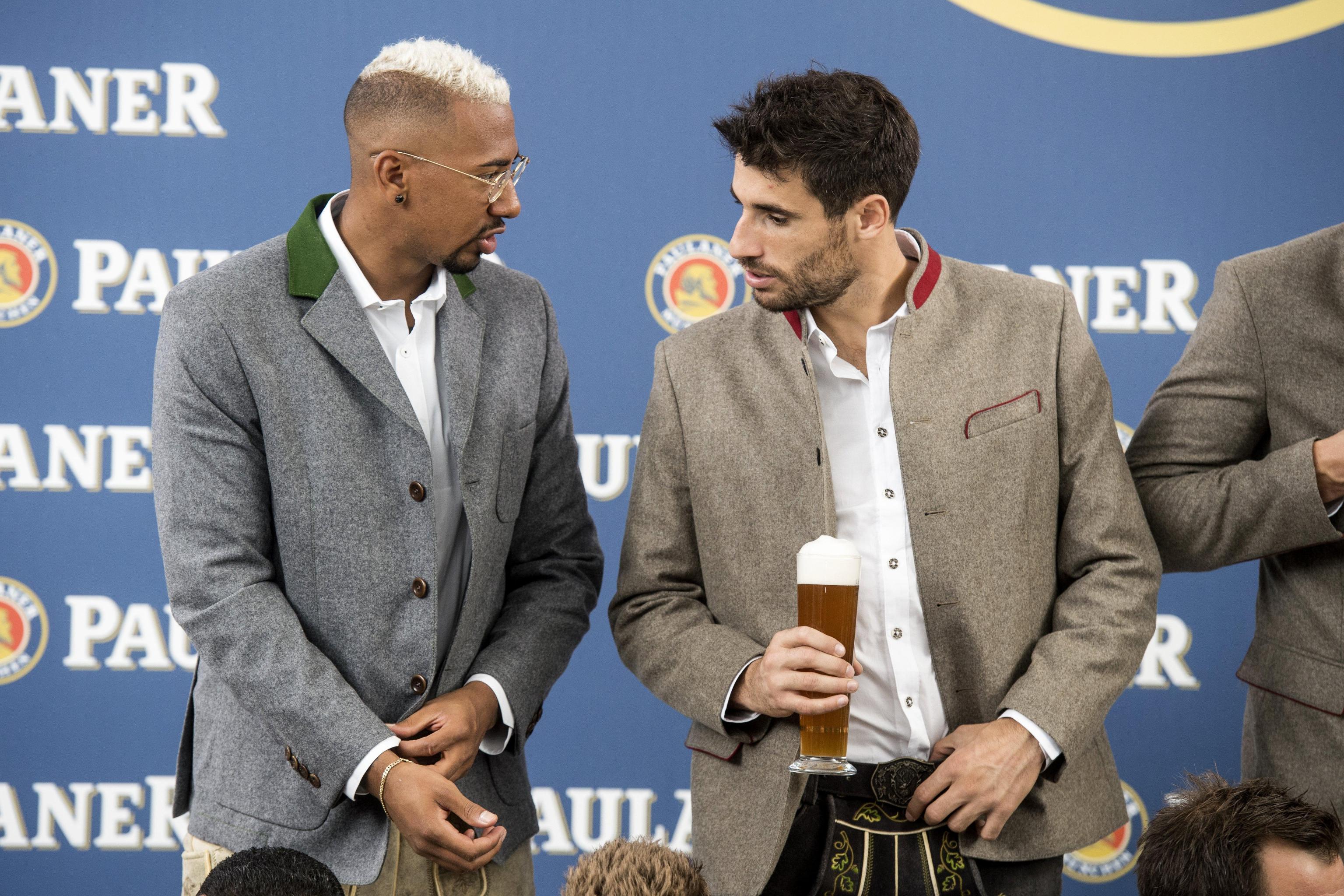 Bayern: un boccale di birra contro le polemiche
