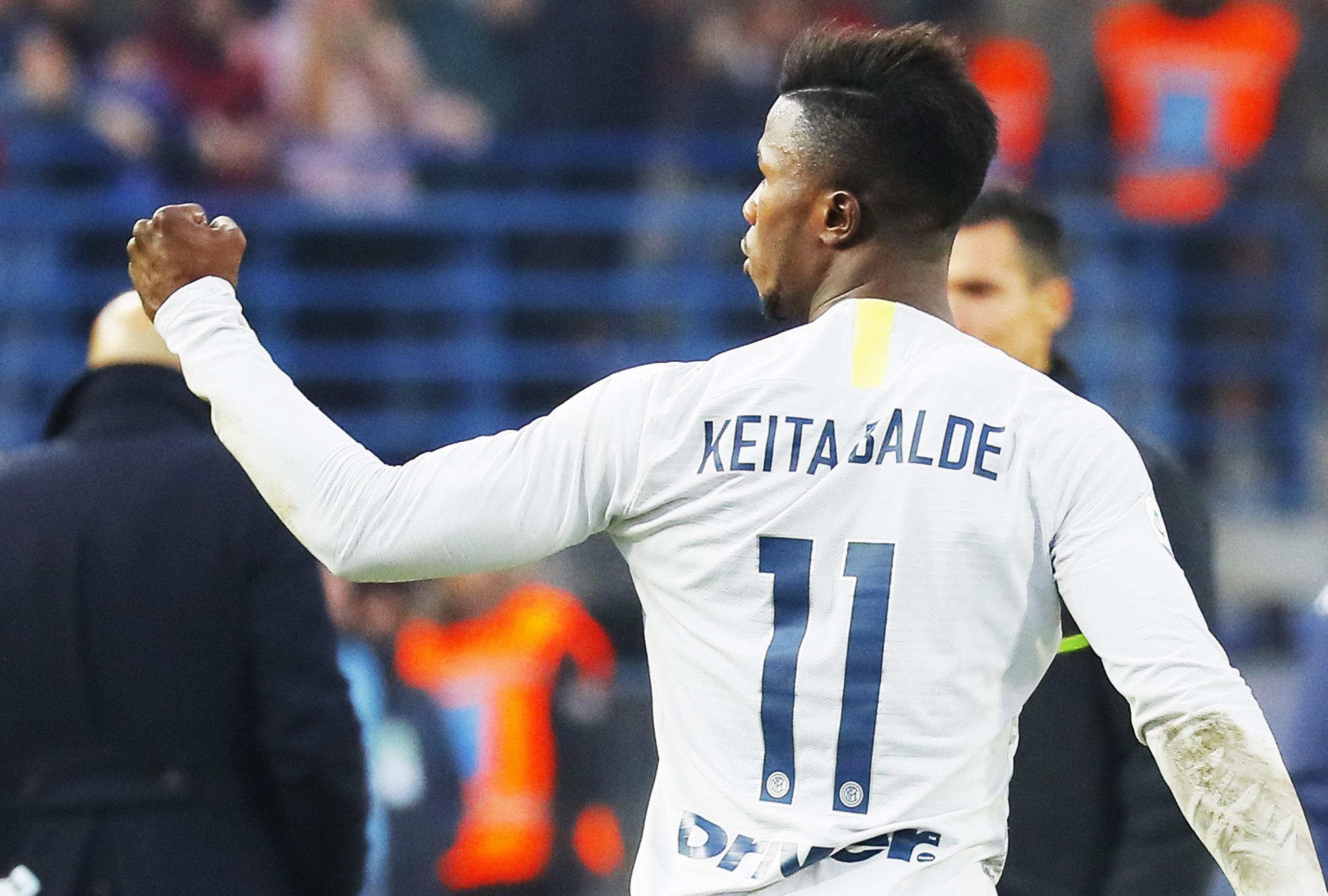 L'Inter vince di misura al Castellani