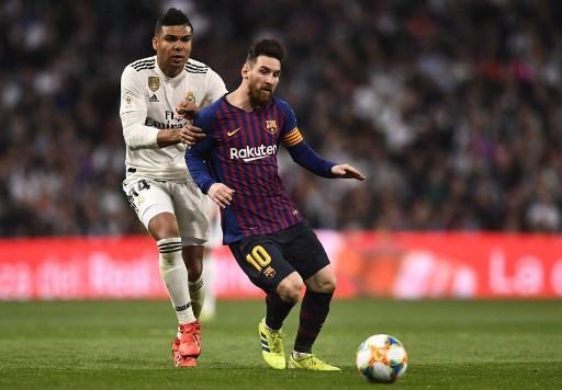 Messi 6: sonnecchia per gran parte della partita senza regalare giocate di prestigio