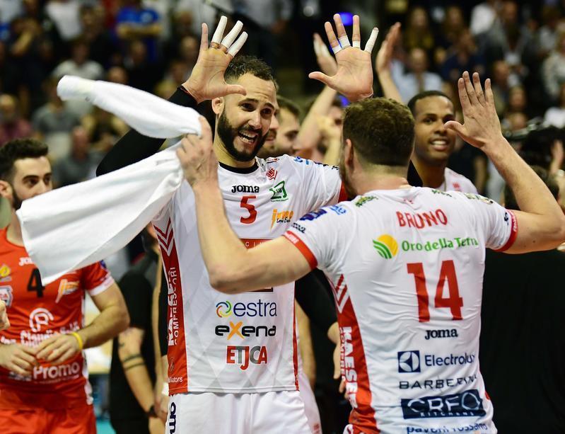 Lube Volley Calendario.Volley Lube Campione D Europa News Sportmediaset