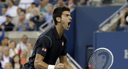 Us Open: Djokovic in semifinale