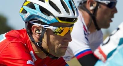 """Vuelta: Vincenzo Nibali cede la maglia rossa per 3"""""""