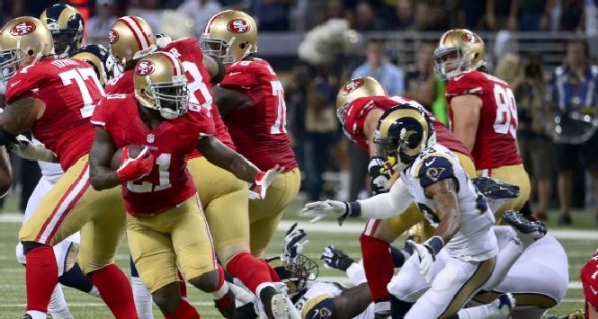Nfl: i 49ers vincono in casa dei Rams