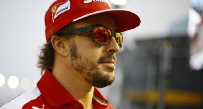 Alonso (Afp)