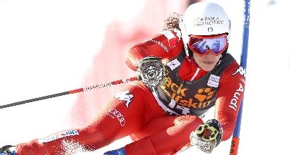 Sci, Gigante Maribor: vince Fenninger, 4a Nadia Fanchini