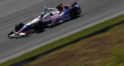 Indycar: Pocono, Wilson in coma