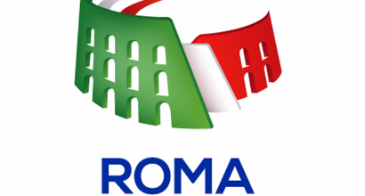 Logo Roma 2024 (Ansa)