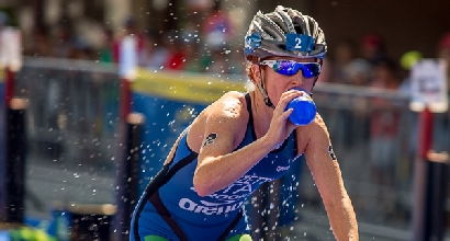TRIATHLON DONNE: BONIN 17.A