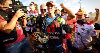 Motocross, Cairoli si arrende: Gajser nuovo campione MXGP
