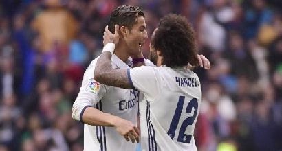 Liga: il Real Madrid chiama, il Barcellona risponde