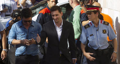 Messi,confermata condanna a 21 mesi