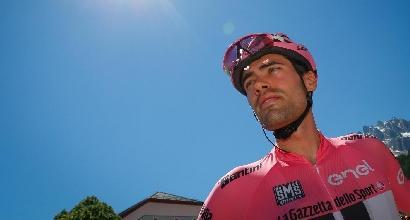 """Giro d'Italia, Dumoulin: """"Il mio giorno peggiore"""""""