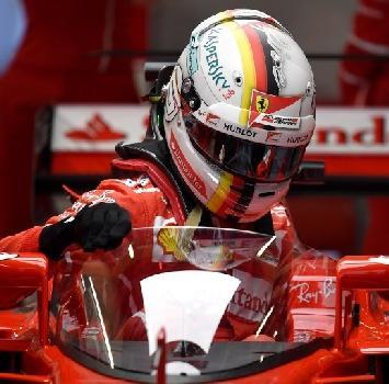 F1, lo Shield debutta a Silverstone con Vettel