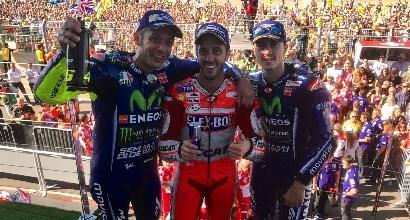 """MotoGP, Dovizioso: """"Vittoria importante per la classifica"""""""