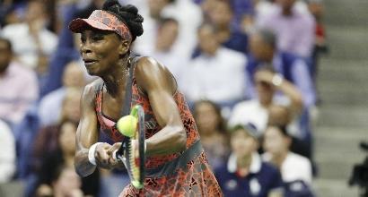 Serena Williams, foto Ansa