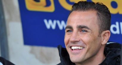 "Fabio Cannavaro, estasi azzurra: ""Il Napoli incanta e diverte"""