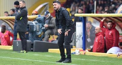 Il Milan non ci sta e reagisce: