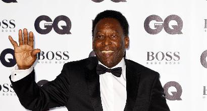 """Pelé sta bene: """"Omaggio a Garrincha. Nessuno lo dimentica"""""""