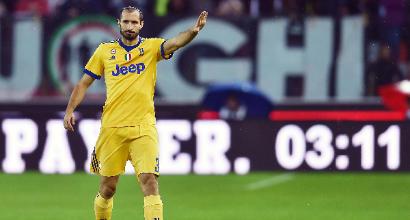 Juventus, Chiellini contro chi imita Guradiola: