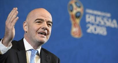 FIFA, Infantino sul VAR: