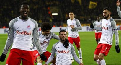 """Europa League: """"Red Bull derby"""" per Lipsia e Salisburgo"""